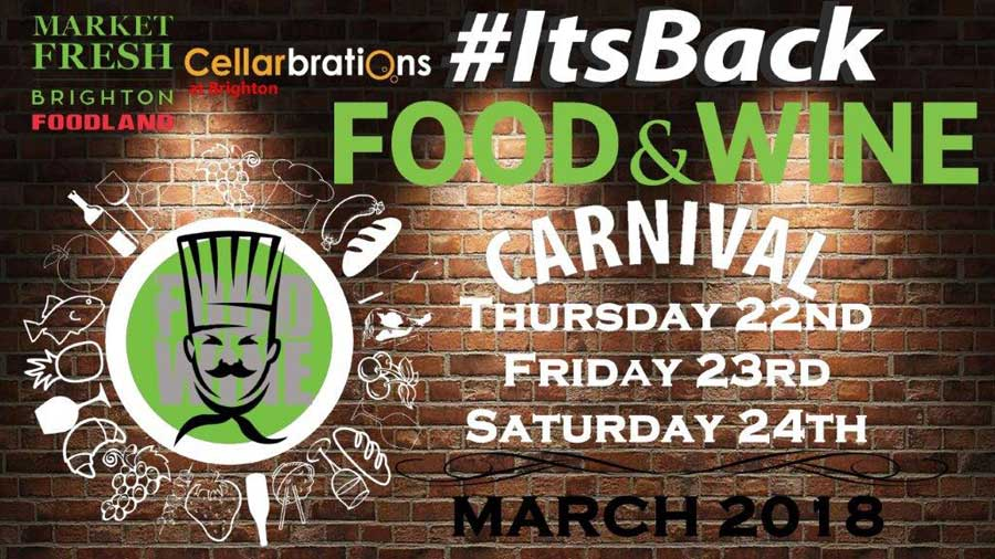 Food & Wine Carnival