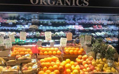 Organic Fruit & Veg